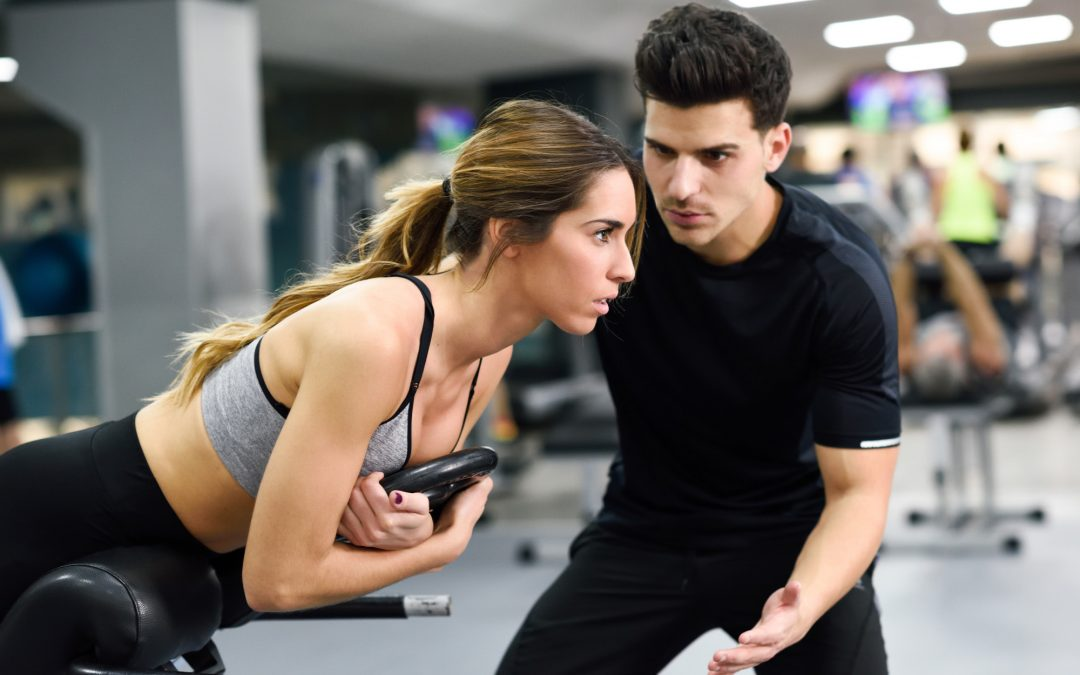 The Benefits of Working With a Personal Trainer